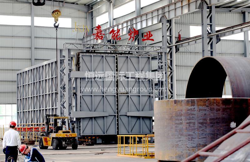 燃油热处理炉20×6×5.5m