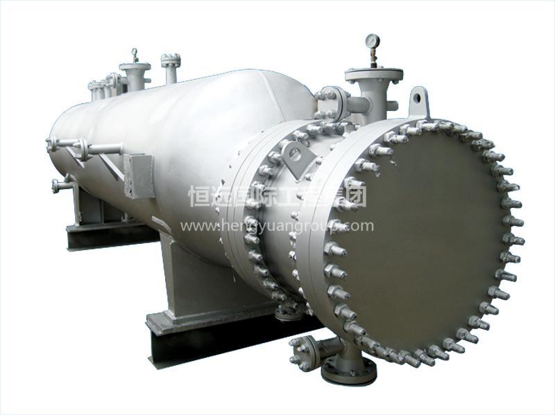 U形管式蒸发器